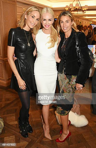 Lisa Butcher Amanda Cronin and Anastasia Webster attend the annual ladies' lunch in support of the Silent No More Gynaecological Cancer Fund and The...