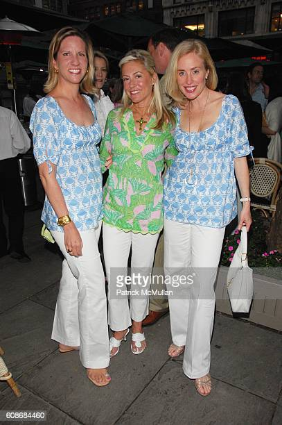 Lisa Bytner and Amy Hoadley attend LILLY PULITZER and THE ASSOCIATES COMMITTEE hosts A PARTY IN THE PARK benefit for LENOX HILL NEIGHBORHOOD HOUSE at...