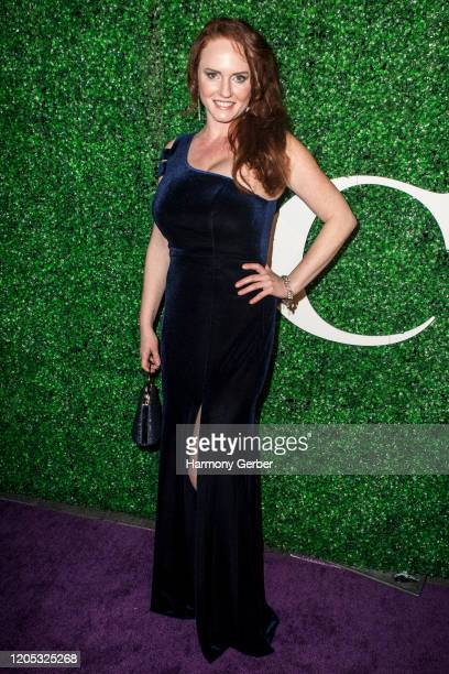 Lisa Chambliss attends the 3rd Annual Griot Gala Oscars After Party 2020 Hosted By Michael K. Williams at Ocean Prime on February 09, 2020 in Beverly...