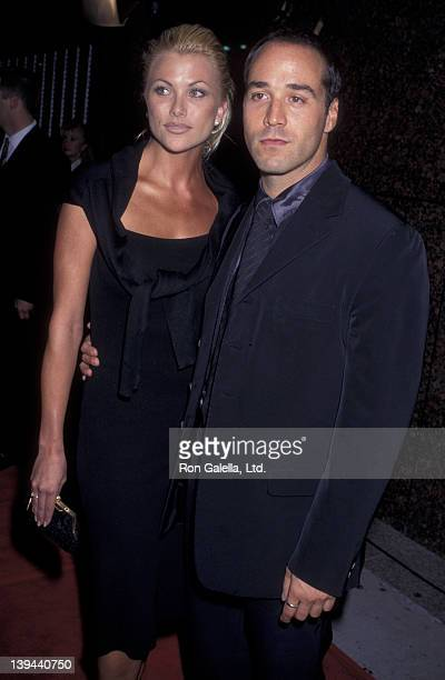 Lisa Dergan And Jeremy Piven Attend Fifth Annual Amc Film Preservation Festival On September 25 1997