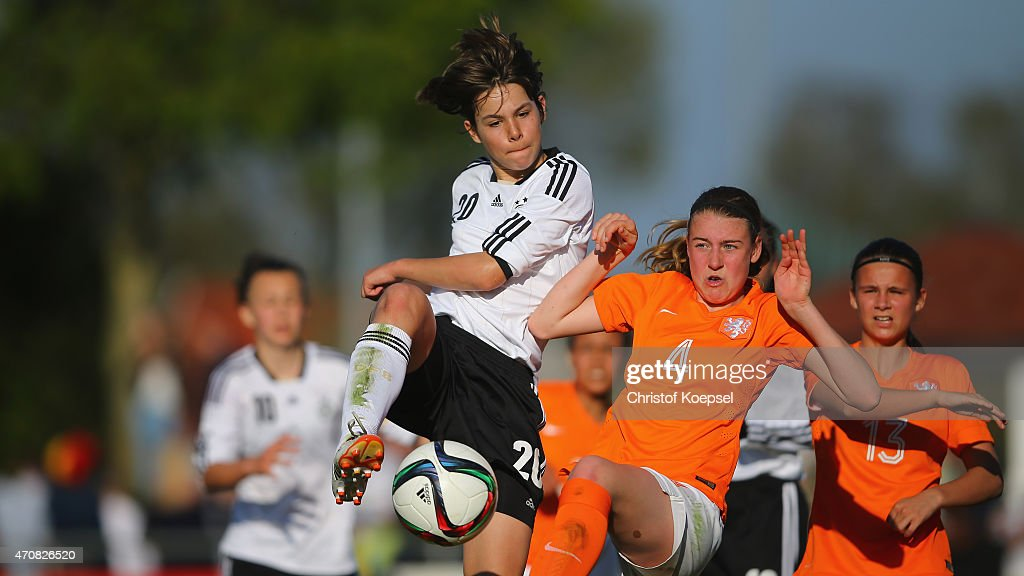 U17 Girl's Germany v U17 Girl's Netherlands - International Friendly