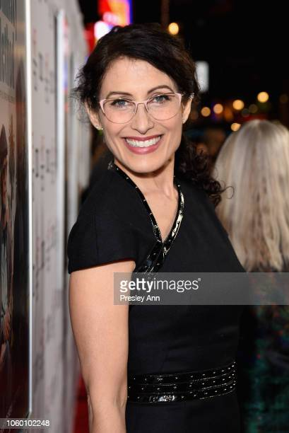 Lisa Edelstein attends the Gala Screening of The Kominsky Method at AFI FEST 2018 Presented By Audi at TCL Chinese Theatre on November 10 2018 in...