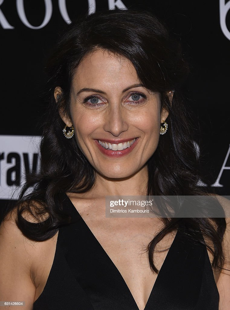 "Lisa Edelstein, Cynthia Summers And Ramy Sharp Of ""Girlfriend's Guide To Divorce"" Visit Bloomingdale's 59th Street"