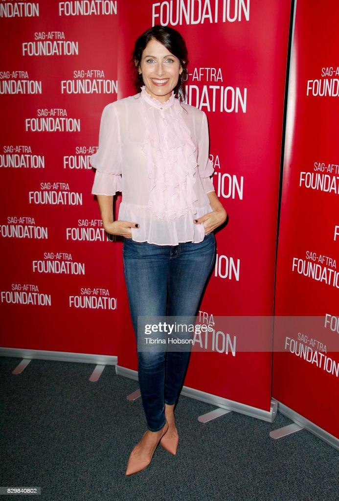 "SAG-AFTRA Foundation Conversations Screening Of ""Girlfriends Guide To Divorce"""