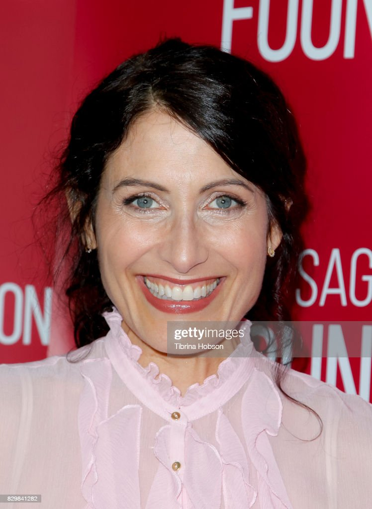 Lisa Edelstein attends the SAG-AFTRA Foundation Conversations Screening of 'Girlfriends Guide To Divorce' at SAG-AFTRA Foundation Screening Room on August 10, 2017 in Los Angeles, California.