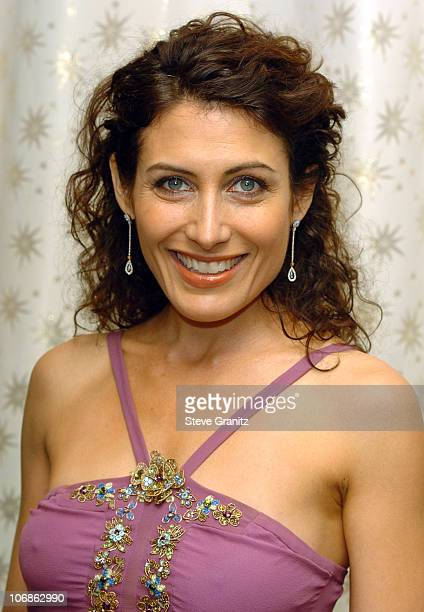 Lisa Edelstein during Diamond Information Center In Style Magazine Host The 5th Annual Awards Season Diamond Fashion Show Preview at Beverly Hills...