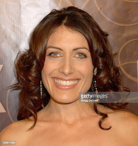 Lisa Edelstein during FOX Television 2006 TCA Winter Party at Citizen Smith in Hollywood California United States