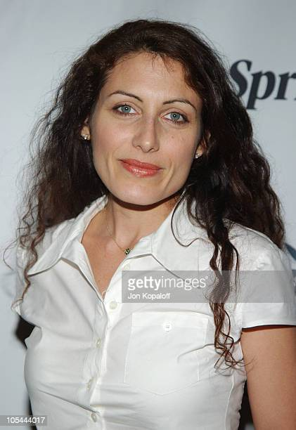 Lisa Edelstein during Step Up Women's Network Inaugural Inspiration Awards Sponsored by Sprint at Beverly Hilton Hotel in Beverly Hills California...