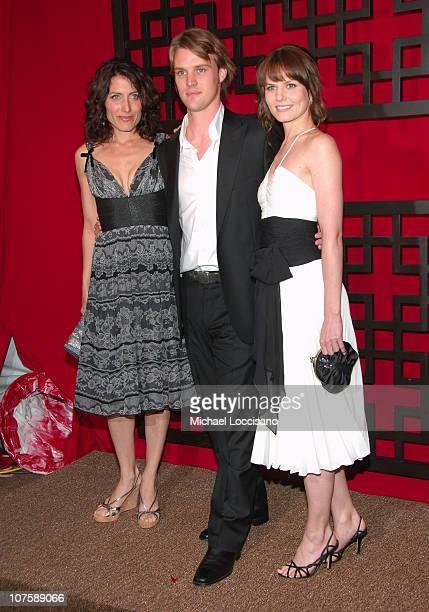Lisa Edelstein Jesse Spencer and Jennifer Morrison