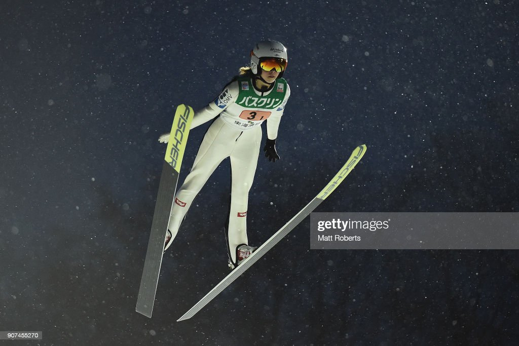 FIS Ski Jumping Women's World Cup Zao - Day 3