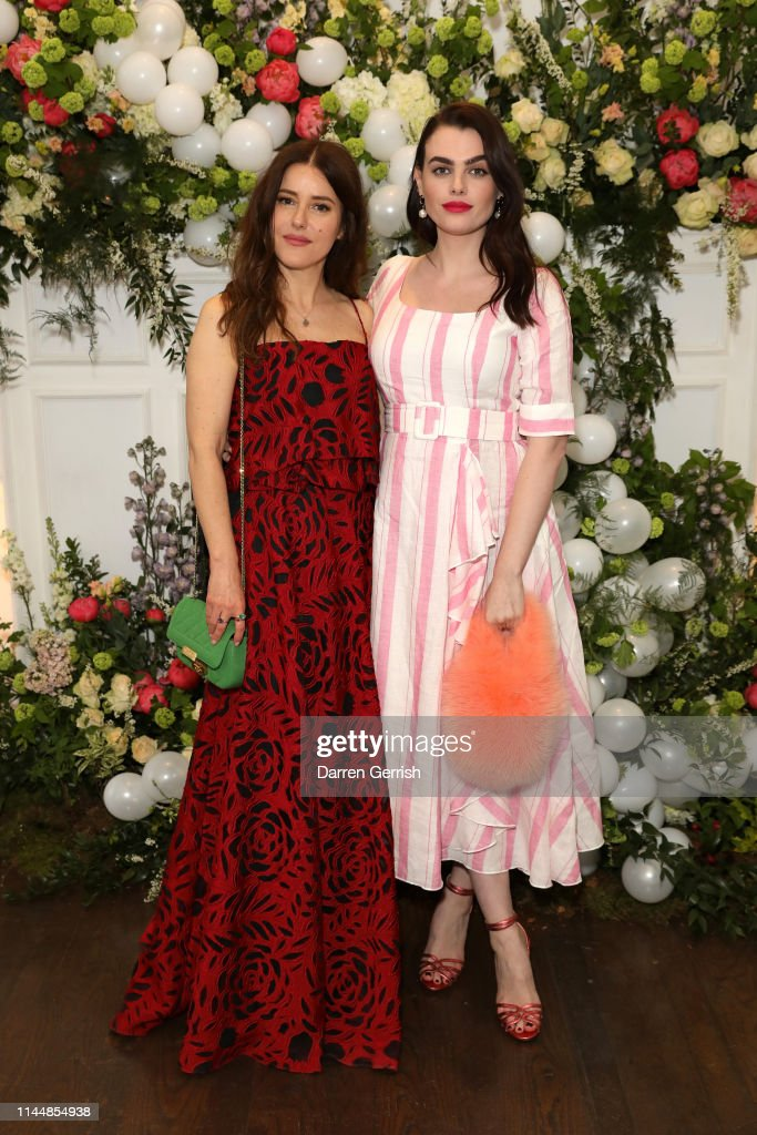 GBR: The Outnet's 10th Anniversary Dinner, Co-hosted by Lisa Eldridge