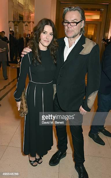 Lisa Eldridge attends the Harper's Bazaar Women of the Year Awards 2015 at Claridges Hotel on November 3 2015 in London England