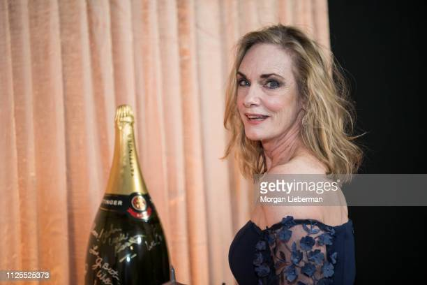 Lisa Emery at the 25th Annual Screen Actors Guild Awards cocktail party at The Shrine Auditorium on January 27, 2019 in Los Angeles, California.