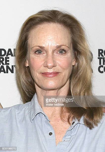 Lisa Emery attending the Meet and Greet the Cast and Creative Team of the Roundabout Theatre Company's Off Broadway Production of 'The Unavoidable...