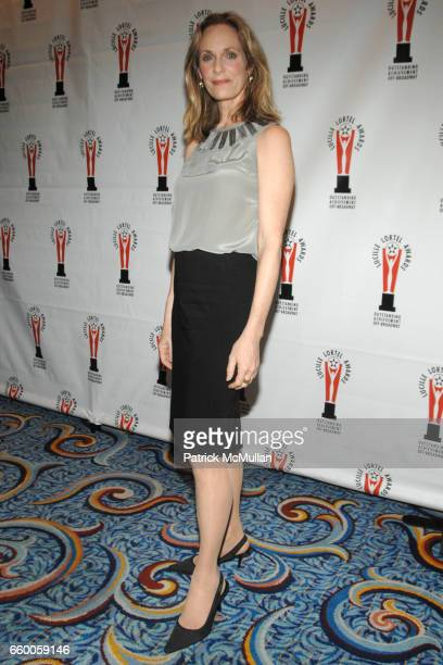 Lisa Emery attends 2009 LUCILLE LORTEL AWARDS at The Marriot Marquis on May 3, 2009 in New York City.