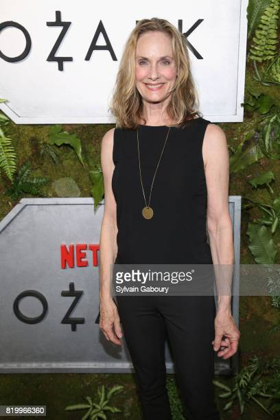 """Lisa Emery attends """"Ozark"""" New York Screening at The Metrograph on July 20, 2017 in New York City."""
