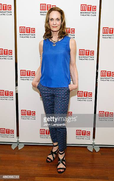 """Lisa Emery attends the after party for the Broadway opening night for """"Casa Valentina"""" at Copacabana on April 23, 2014 in New York City."""