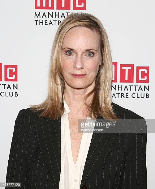"""Lisa Emery attends the """"Casa Valentina"""" Cast Photo Call at Manhattan Theatre Club Rehearsal Studios on March 14, 2014 in New York City."""