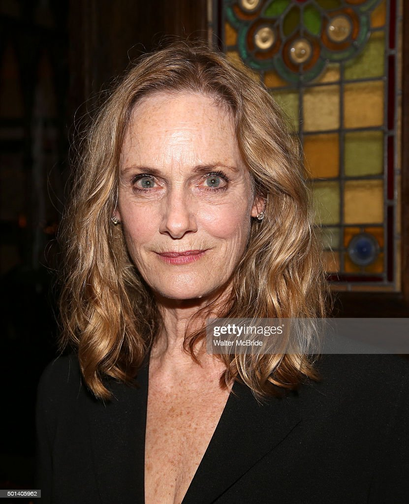 Lisa Emery attends the opening night after party for the Playwrights Horizons New York premiere production of 'Marjorie Prime' at Tir Na Nog Irish Pub & Grill on December 14, 2015 in New York City.
