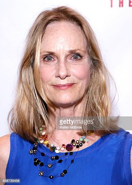 Lisa Emery attends the opening night afterparty for 'A Funny Thing...' at SushiSamba 7 on June 7, 2016 in New York City.