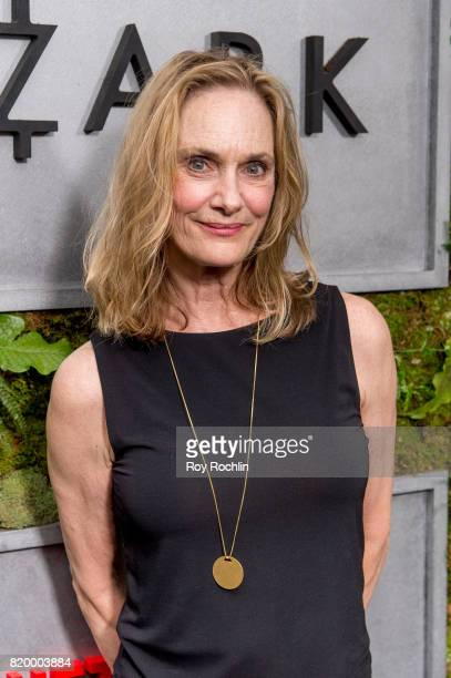 Lisa Emery attends the Ozark New York Screening at The Metrograph on July 20 2017 in New York City
