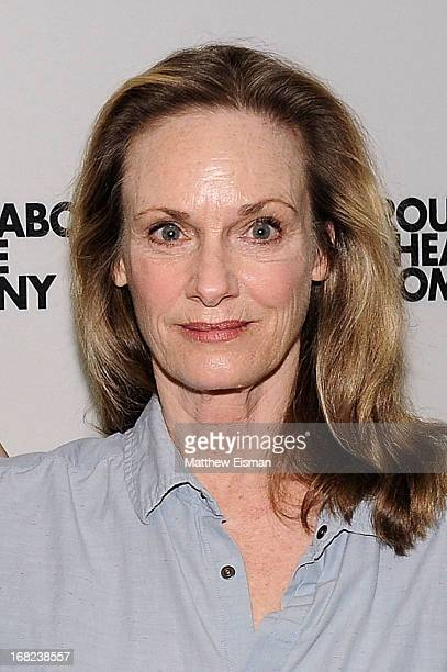 Lisa Emery attends the The Unavoidable Disappearance of Tom Durnin OffBroadway Cast Photo Call on May 7 2013 in New York City