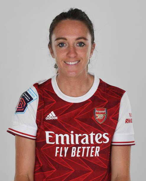GBR: Arsenal Women Photocall