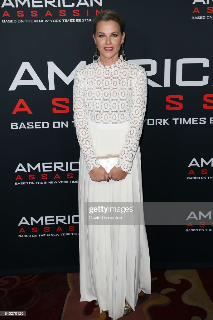Lisa Flynn attends a Screening of CBS Films and Lionsgate's 'American Assassin' at TCL Chinese Theatre on September 12, 2017 in Hollywood, California.