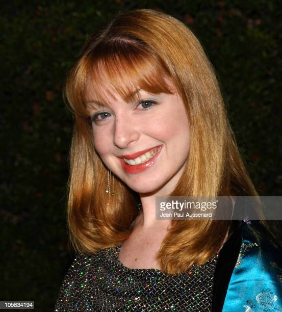 Lisa Folles during 13th Annual Environmental Media Awards at The Ebell Theatre in Los Angeles California United States