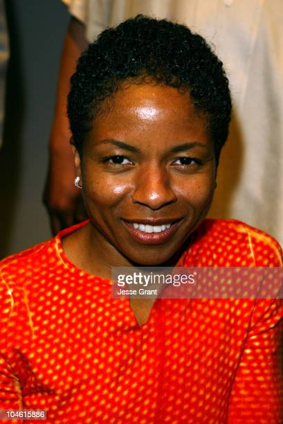 Lisa Gay Hamilton during Discovered Voices - An Evening of Readings From Scenes of New Plays at The Skirball Cultural Center and Museum in Los...