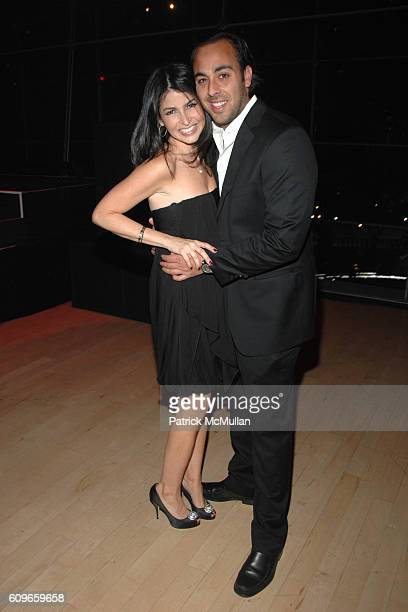 Lisa Goldman and Jordan Goldman attend DONNY DEUTSCH'S Birthday Celebration at Jazz on December 15, 2007 in New York City.