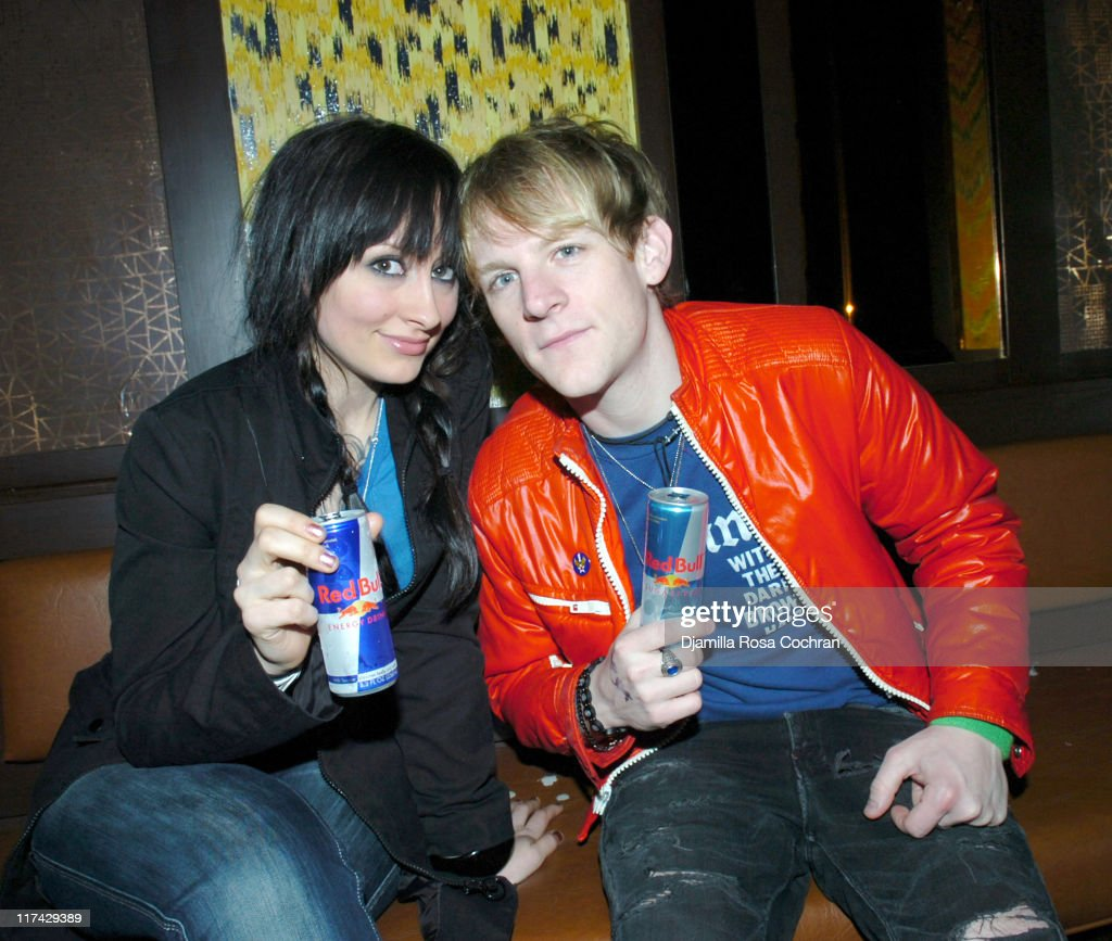 Red Bull Party at Libation in New York City - April 7, 2006