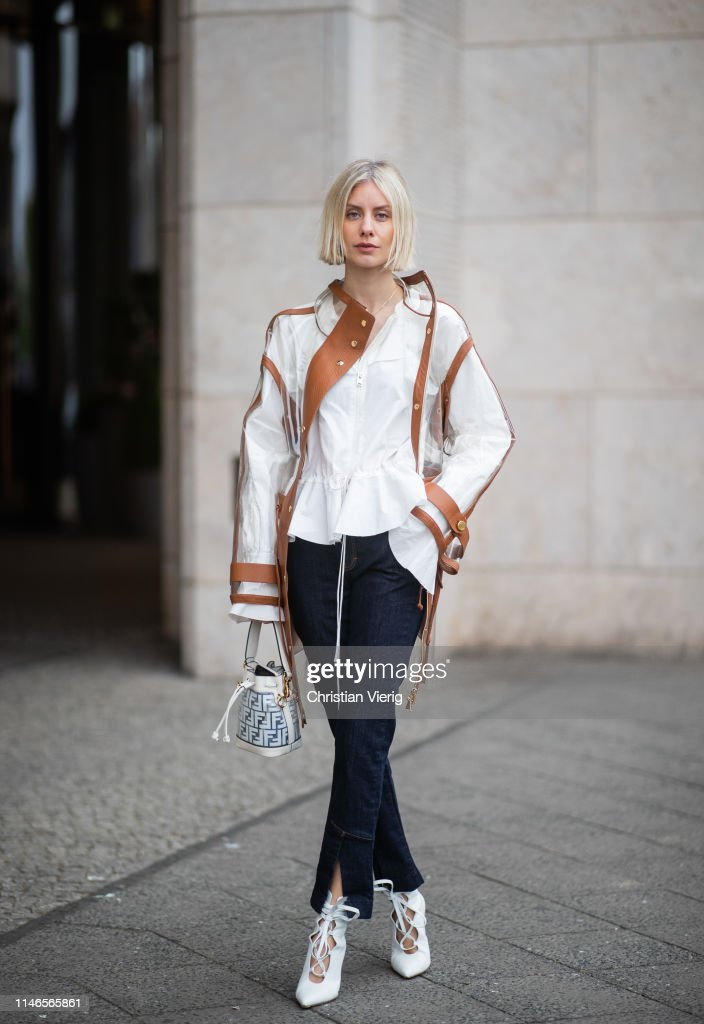 DEU: Street Style - Berlin - May 02, 2019