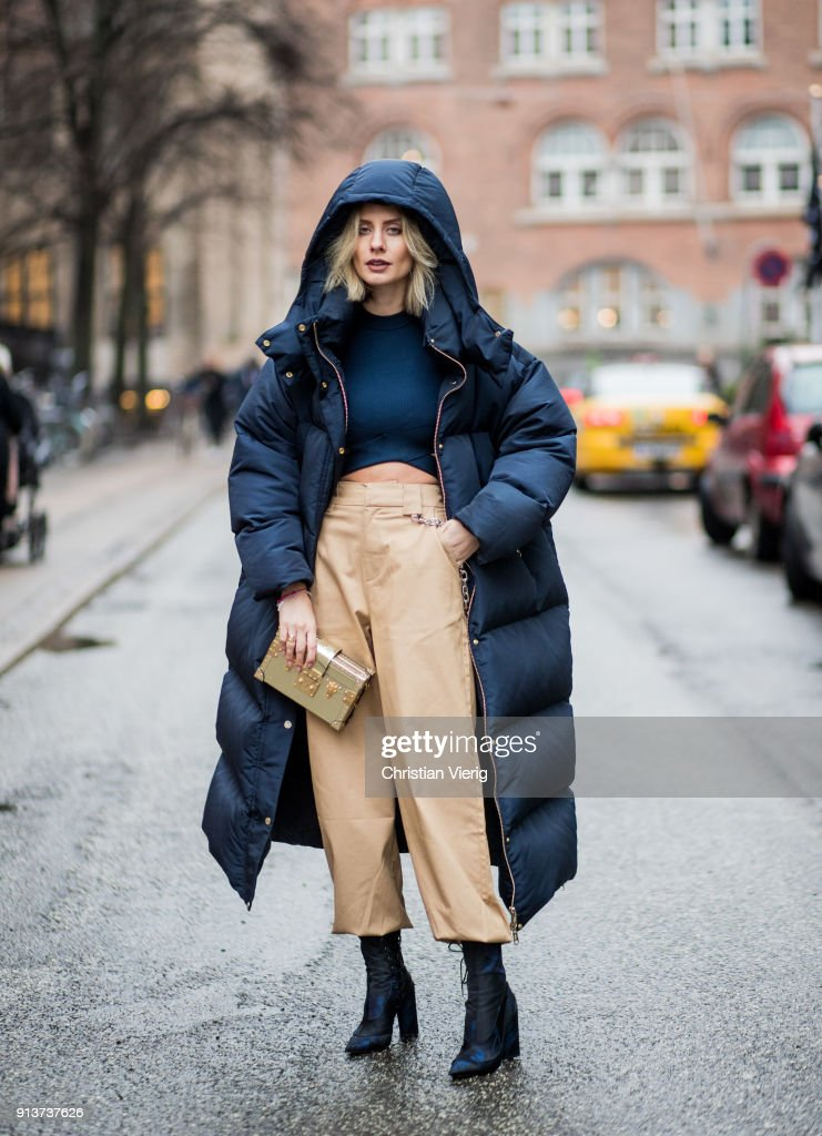 Street Style - Copenhagen Fashion Week A/W 18