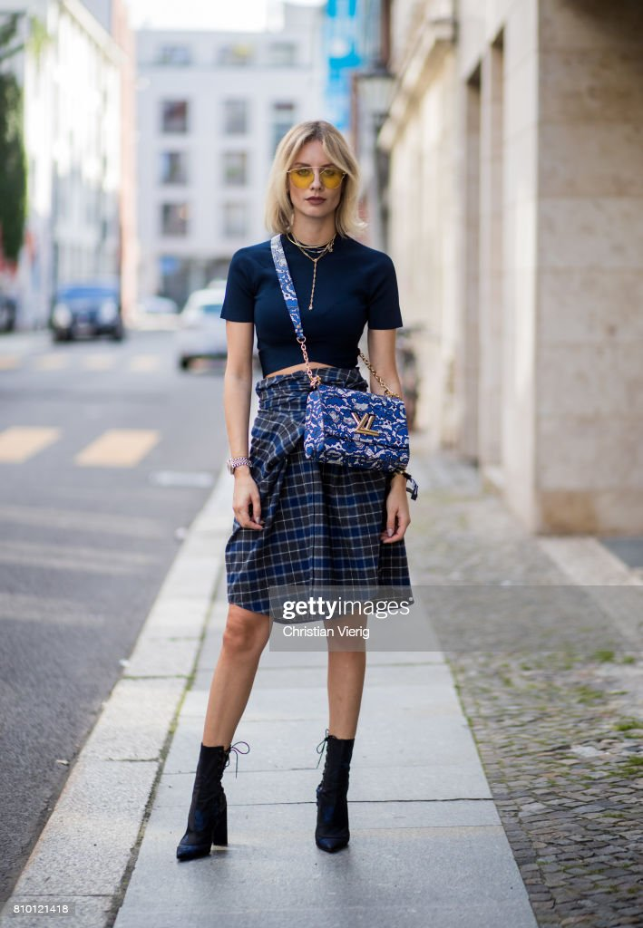 Street Style Day 3 - Mercedes-Benz Fashion Week Berlin Spring/Summer 2018