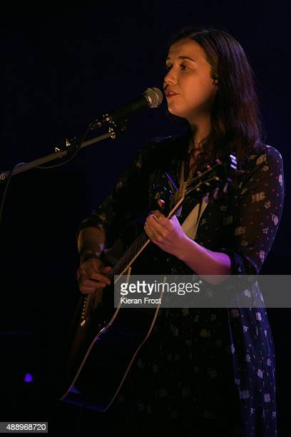 Lisa Hannigan performs at Cork Opera House as part of Sounds from a Safe Harbour on September 18, 2015 in Cork, Ireland.