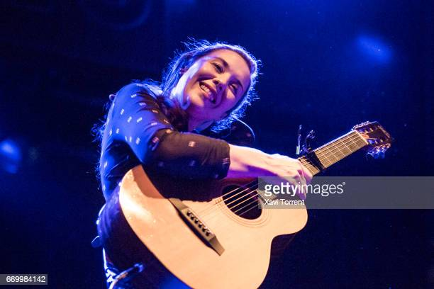 Lisa Hannigan performs in concert at Sala Apolo on April 18 2017 in Barcelona Spain