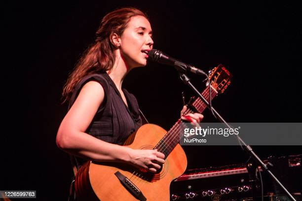 Lisa Hannigan performs live at Fabrique in Milano Italy on October 30 2016