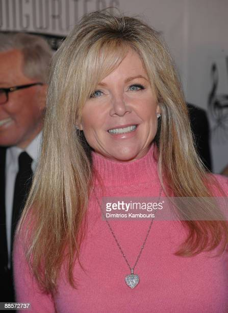 Lisa Hartman Black attends the 40th Annual Songwriters Hall Of Fame Awards Gala at The New York Marriott Marquis on June 18 2009 in New York City