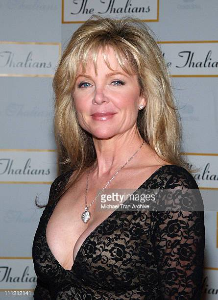 Lisa Hartman Black during The Thalians 50th Anniversary Musical Extravaganza Gala Arrivals at Hyatt Regency Century City Plaza in Los Angeles...