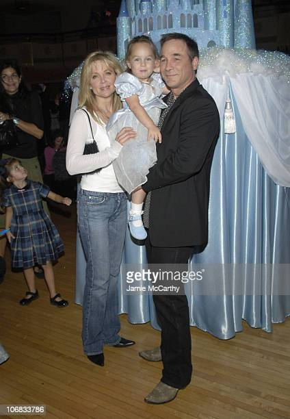 Lisa Hartman daughter Lily Pearl and Clint Black during Swiffer Wetjet Presents the Cinderella DVD Release and Royal Ball After Party at The Waldorf...