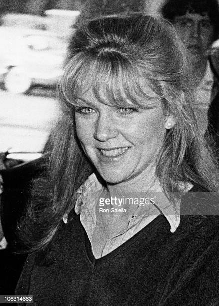 Lisa Hartman during 36th Annual Golden Globe Awards Rehearsals at Beverly Hilton Hotel in Beverly Hills California United States