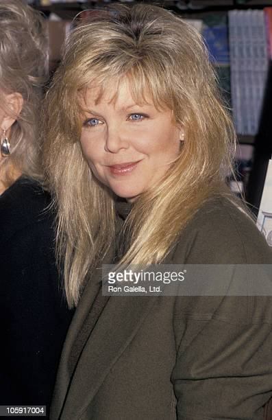 Lisa Hartman during Book Party For Fannie Flagg's Fried Green Tomatoes At The Whistle Stop Cafe at Hunters Books in Los Angeles California United...