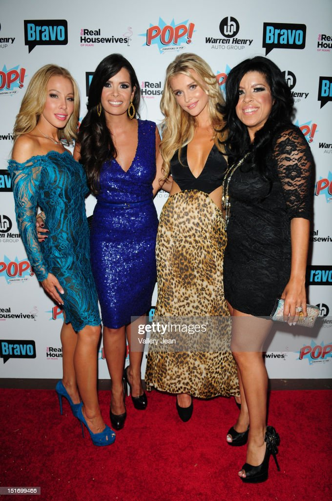 The Real Housewives of Miami  Season 2 VIP Launch Party