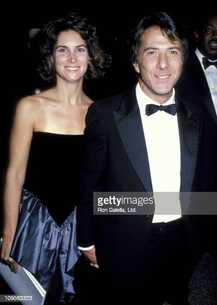 Lisa Hoffman and Dustin Hoffman during 'The Mission' New York City Premiere After Party at Ziegfeld Theater/NY Hilton Hotel in New York City New York...