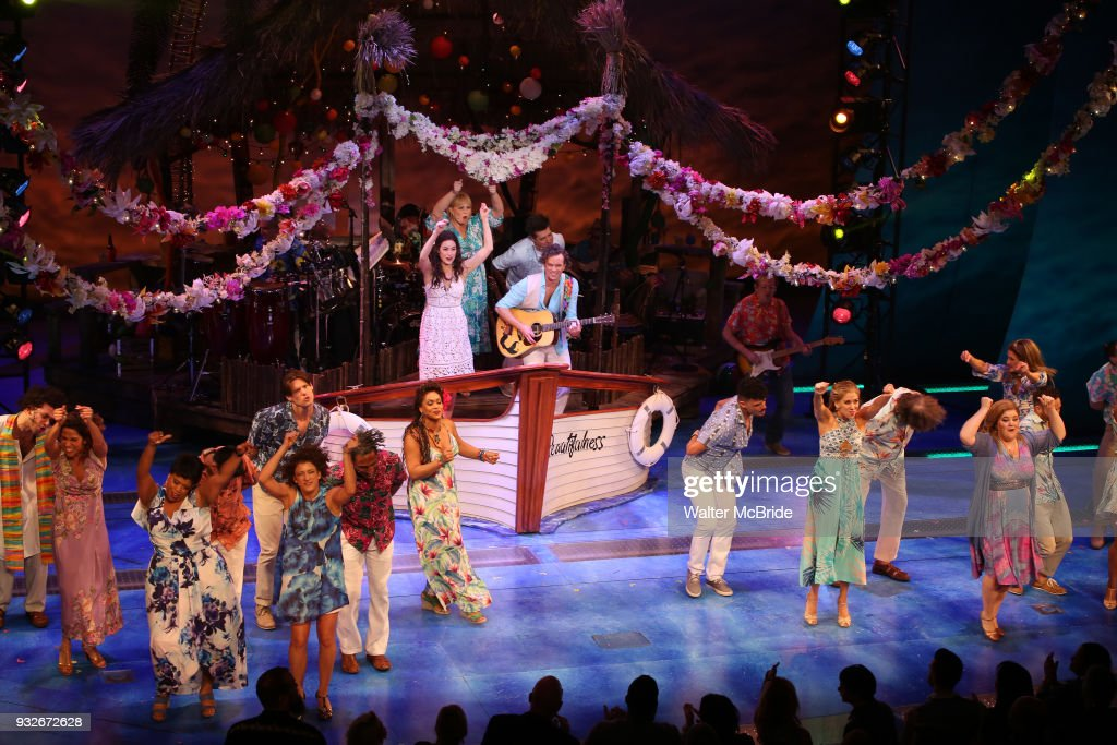 """Escape To Margaritaville"" Opening Night : News Photo"