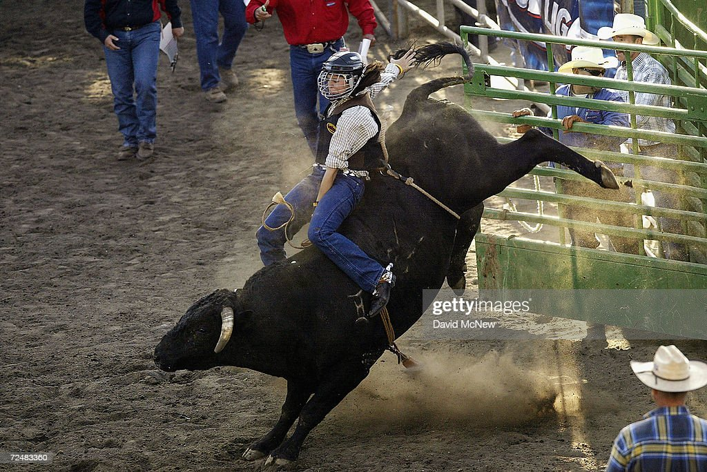 San Diego Opens 16th Annual Gay Rodeo : News Photo