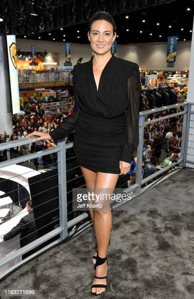 "Lisa Joy at ""Westworld"" Comic Con Autograph Signing 2019 on July 20 2019 in San Diego California"