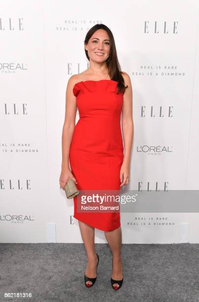 Lisa Joy attends ELLE's 24th Annual Women in Hollywood Celebration presented by L'Oreal Paris Real Is Rare Real Is A Diamond and CALVIN KLEIN at Four...