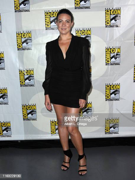 Lisa Joy attends the Westworld III Panel during 2019 ComicCon International at San Diego Convention Center on July 20 2019 in San Diego California